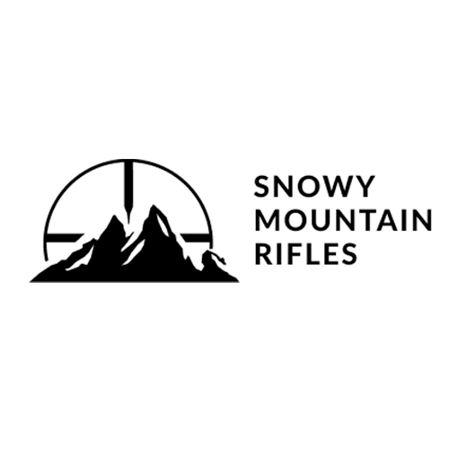 Snowy Mountain Rifles Scope Cover, Black, X-Large